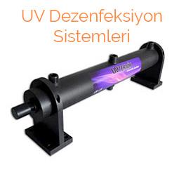 UV Dezenfeksiyon Sistemleri