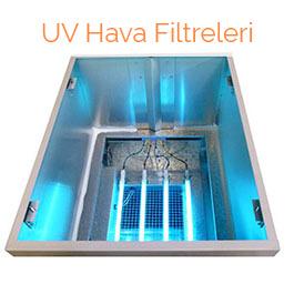 UV Hava Filtreleri