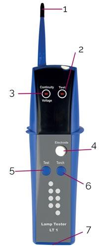 UV Lamba Test Cihazi-2